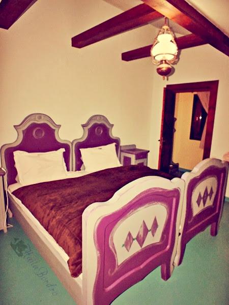 dormitor casa gradinii conacul archia