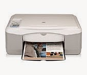 Download and install HP Deskjet F340 inkjet printer driver software