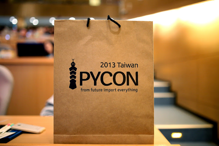 PyConTW 2013 by Toomore Chiang