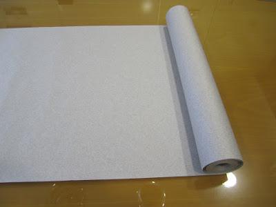 RF blocking wall paper