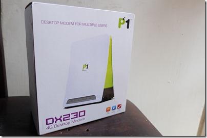 P1 4G modem