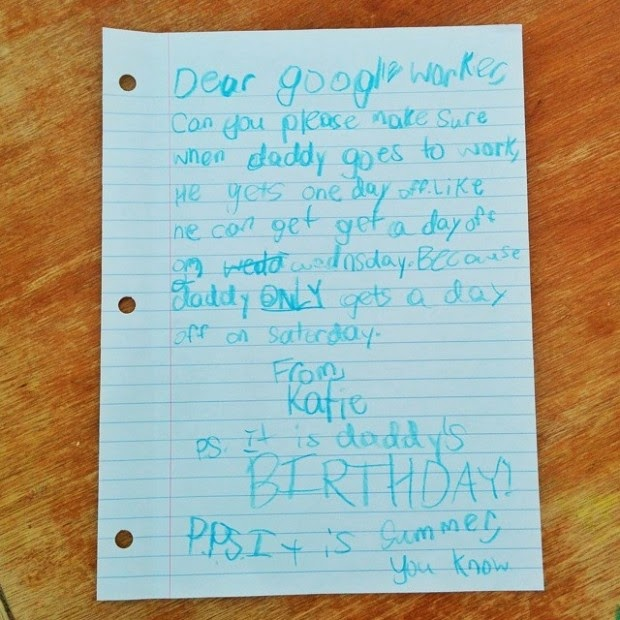 Girls Letter