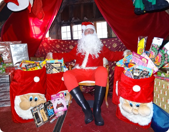 Rotary Club of Nantwich - Santas Grotto