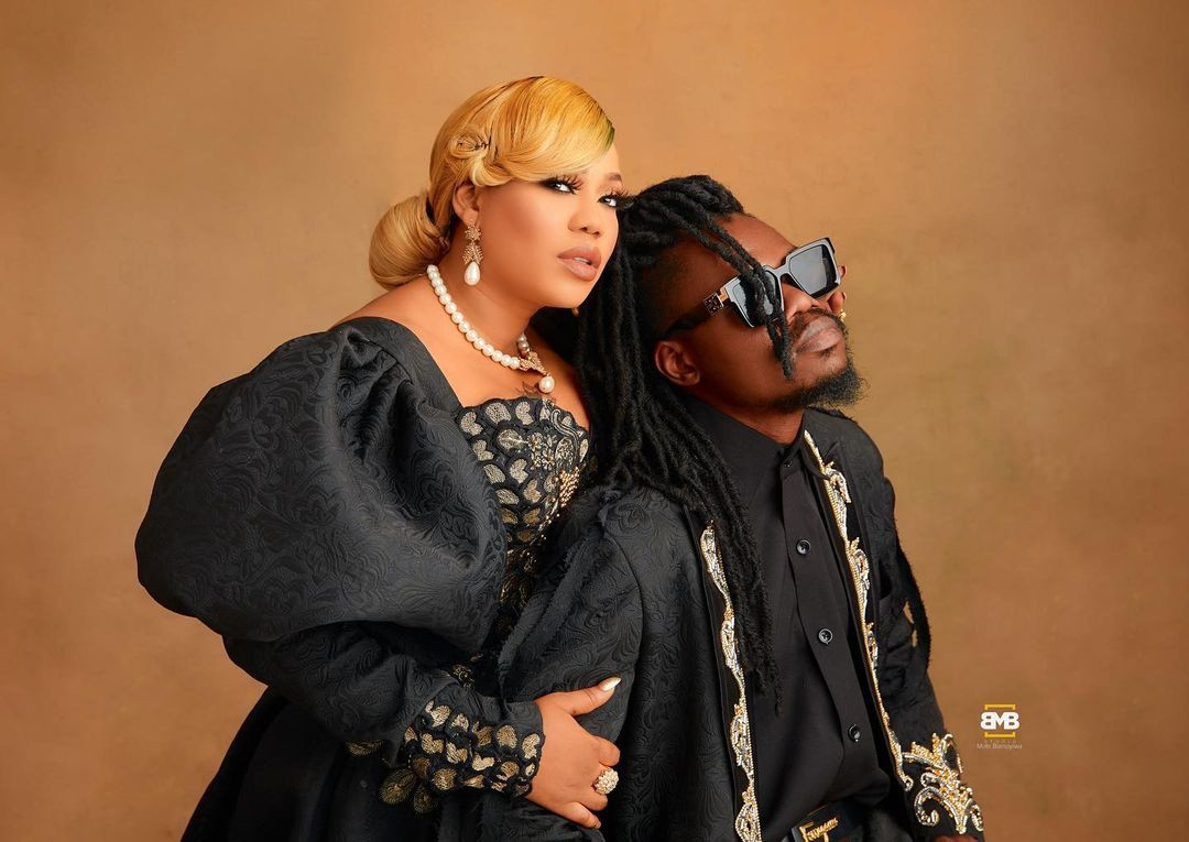 I take care of my kids and that of others - Toyin Lawani's husband, Segun Wealth debunks claims of abandoning his kids