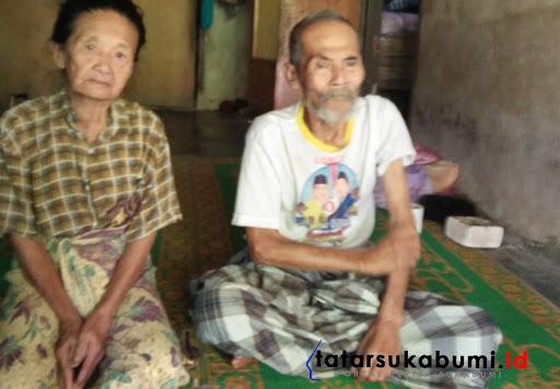 Marpu (71) beserta istrinya Cua (64)