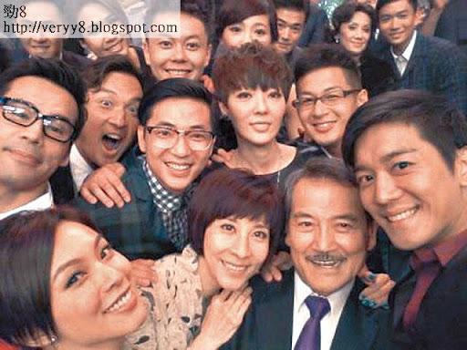 《愛》劇演員感情要好,故眾人都為趙永洪罰停感不值。