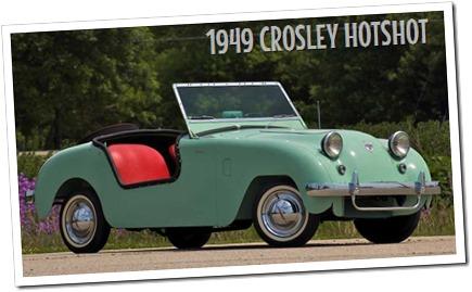 1949 Crosley Hotshot - autodimerda.it