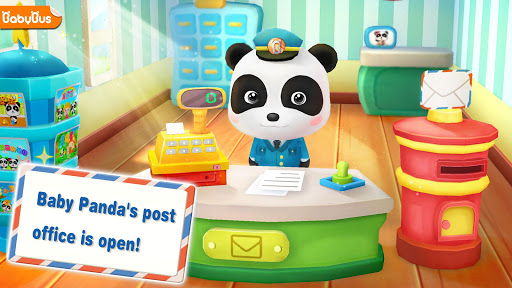 Baby Panda Postman-Magical Jigsaw Puzzles 8.24.10.00 screenshots 1