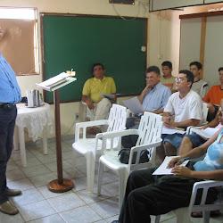 Aula pastor Diogo