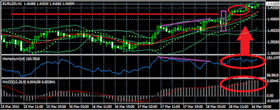 EUR/USD Analisis Técnico 18/03/11