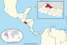 Ubicación geográfica de Chalatenango