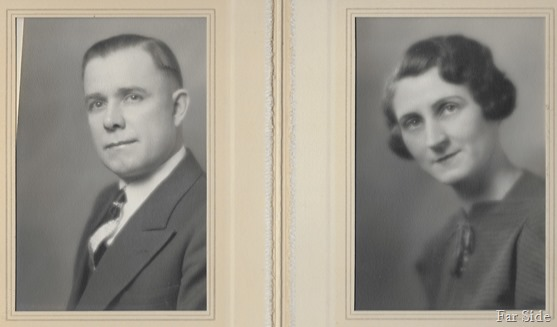 Chet and Francis Taylor