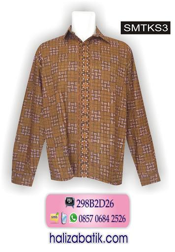butik batik online, busana modern, contoh model batik