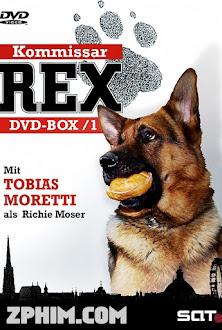 Rex Chú Chó Thám Tử 1 - Kommissar Rex Season 1 (1994) Poster