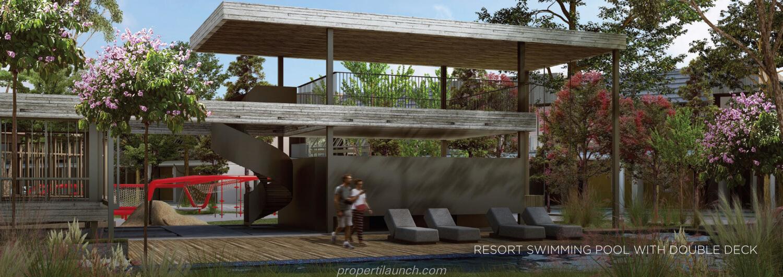 Fasilitas Cluster Asera Nishi Bekasi - Club House