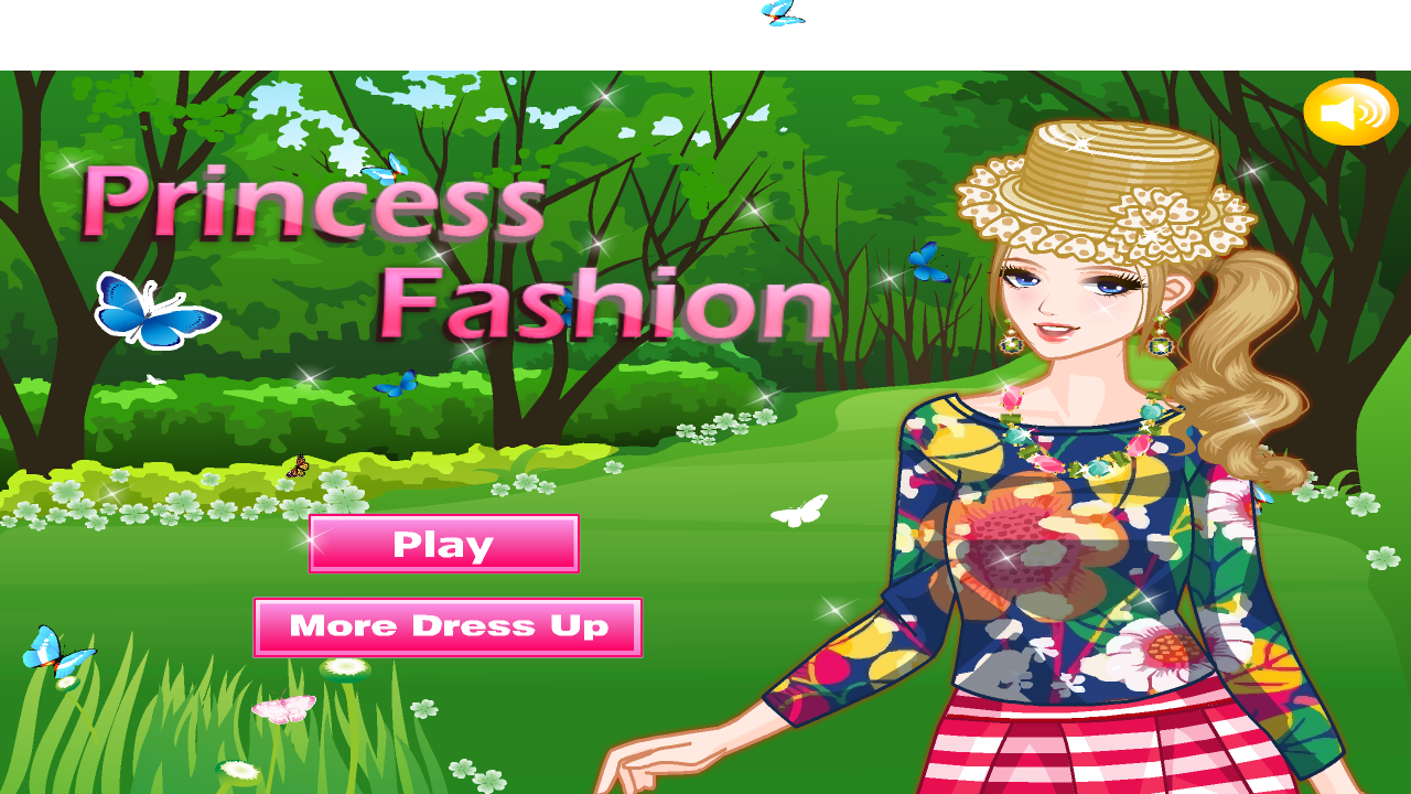 Princess Fashion Dress Up Game Android Apps On Google Play