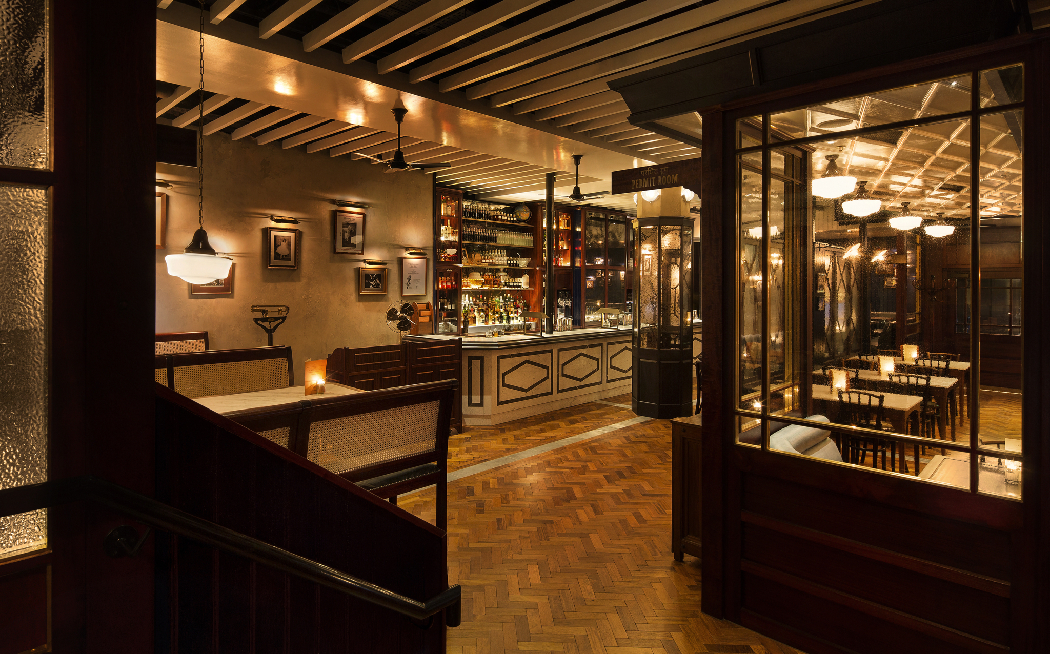 Prohibition Kitchen Gerry's Kitchen Step Inside The Latest Addition To Edinburgh's