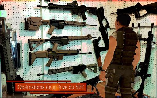 Code Triche Tireur d'u00e9lite 3D Tueur u00e0 gages Tournage Jeux APK MOD screenshots 5