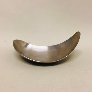 Georg Jensen Small Leaf Dish