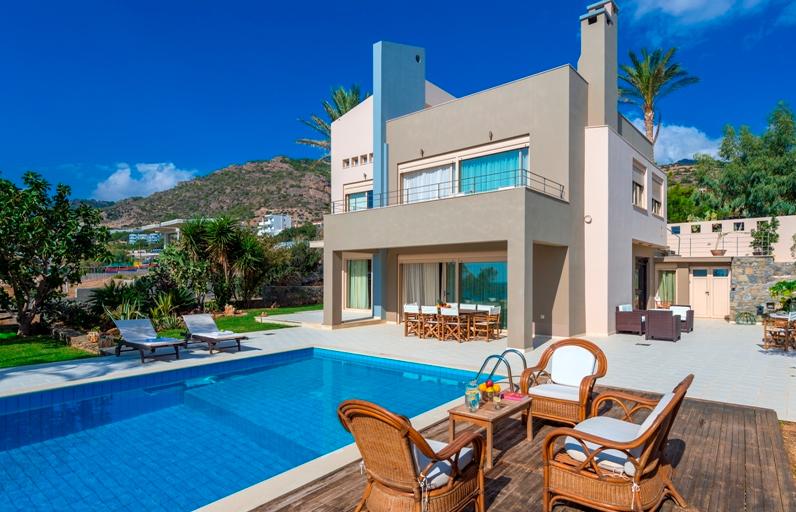 Villa South Crete, Crete