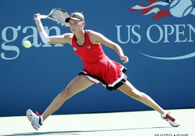 WTA : Van Uytvanck et Mertens en huitième
