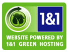 Green Web Hosting 1&1