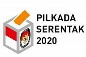 Ratusan Personil Polres Karawang Diterjunkan Pengamanan TPS Pilkada 9 Desember 2020