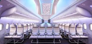 Airbus dévoile une cabine d'avion imaginée grâce aux avis des internautes