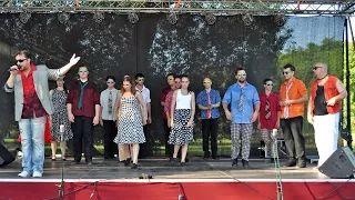 Csókkirály - Roxinház - Falunap 2015