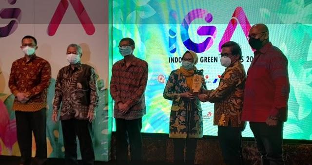 Raih The Best Indonesia Green Awards 2021, PLN Komitmen Jaga Kelestarian Lingkungan