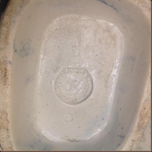 Teapot imprint