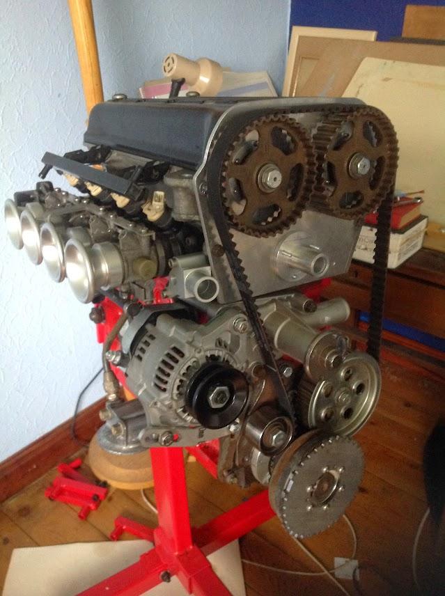 k1100 build up