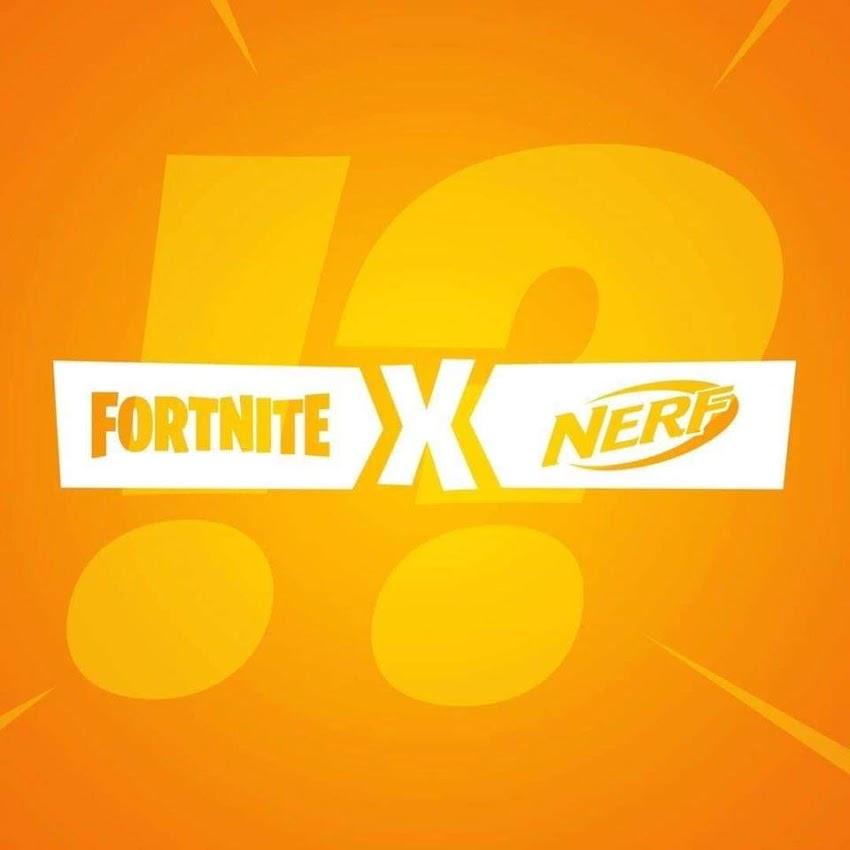 Nerf sta fabbricando armi giocattolo ispirate a Fortnite