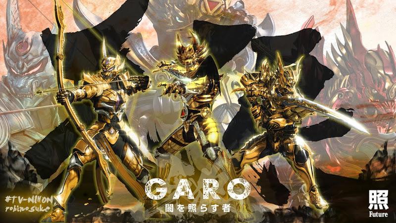 Garo - Nha Lang: Kỵ Sĩ Ma Giới - All Episodes - 2005