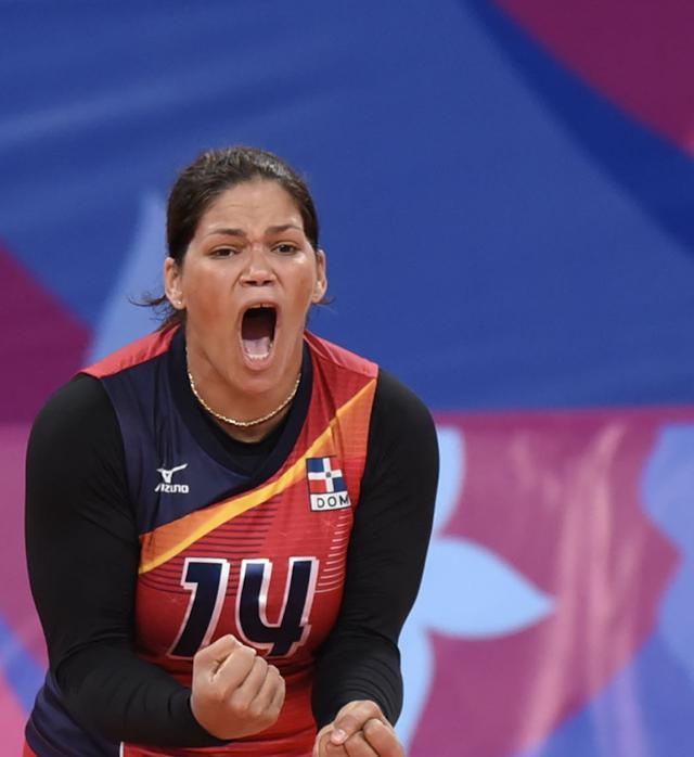 La capitana de las Reinas del Caribe Prisilla Rivera se retira del voleibol: 'Después de más de 20 años, llega el momento de decir adiós'