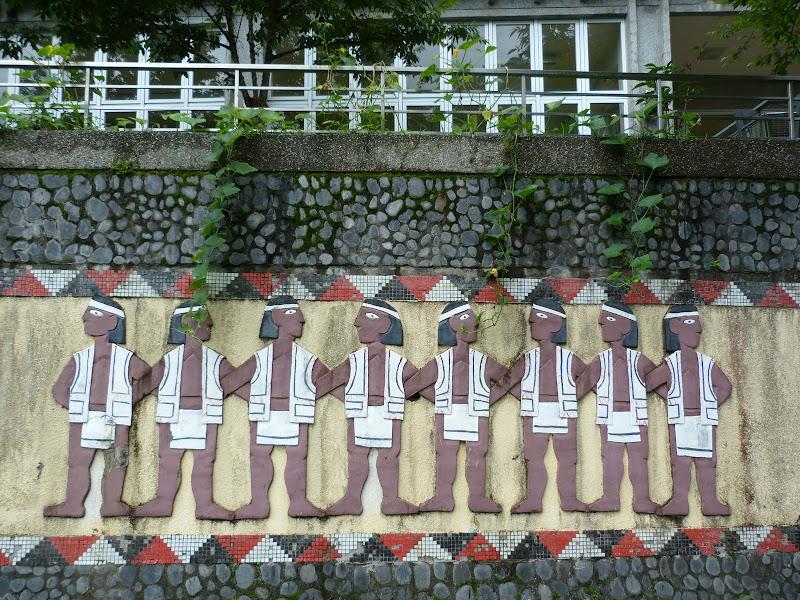 Puli  en passant , entre autres, par les villages de l ethnie Bunum de Loloko et Dili. J 10 - P1170193.JPG