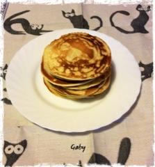 Pancakes di Woody Allen (senza lievito)