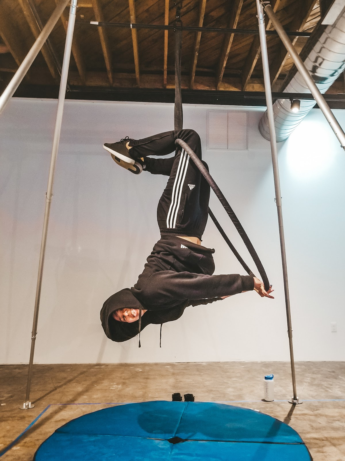 renton dance nonrprofit studio aerial hoop