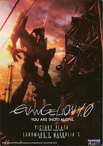 Bạn (Không) Chỉ Một Mình - Evangelion 1.11: You Are (Not) Alone poster