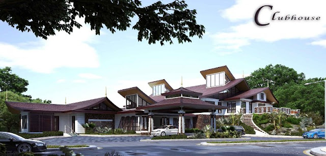 Amiya Resort Residences Clubhouse