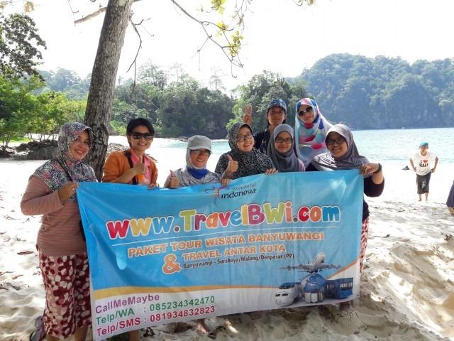 Indahnya Teluk Hijau - BKD Kota Batu Malang