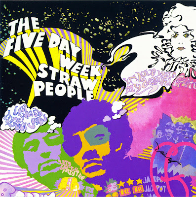 the Five Day Week Straw People ~ 1968 ~ the Five Day Week Straw People