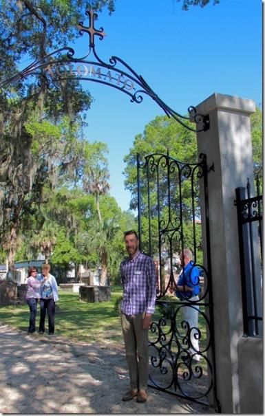 Matt at Gate