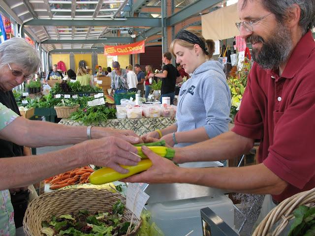 Bellingham Farmer's Market / Credit: Robin Crowder