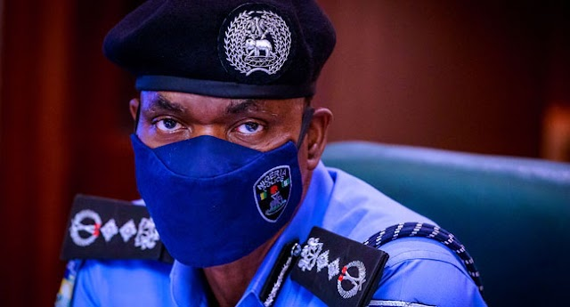 BREAKING: IGP Adamu Dissolves SARS Operatives