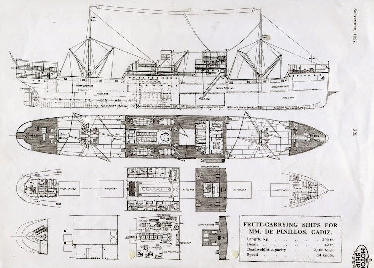 Planos del EBRO y SIL. Revista The Motor Ship. Septiembre de 1927.jpg