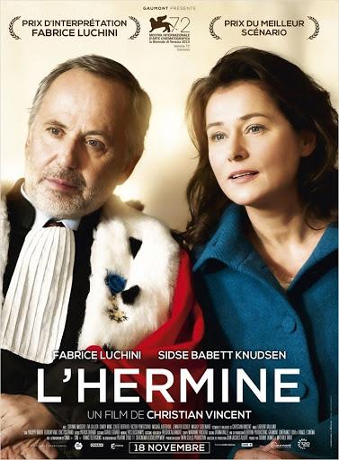 Το Μυστικό του Δικαστή (L'Hermine) Poster