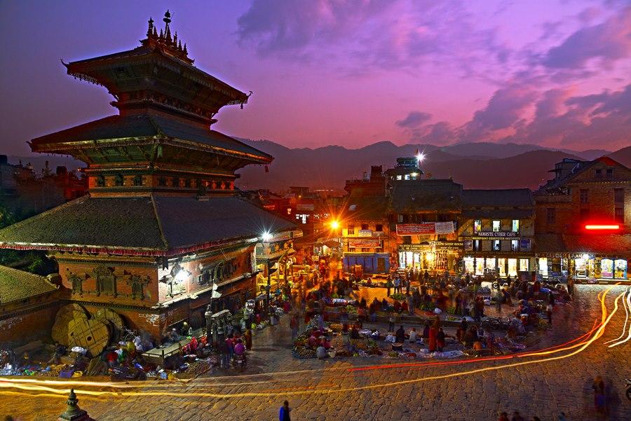 Bhaktapur Dusk