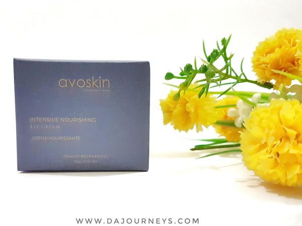 Review Avoskin Intensive Nourishing Eye Cream