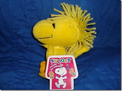 Woodstock Plush Irwin Toy Ltd 5.5 inches